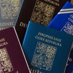 Český a evropský cestovní pas