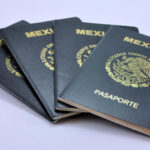 Mexické cestovní pasy