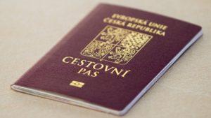 Český cestovní pas