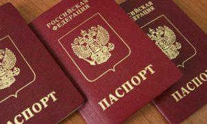 Cestovní pas - Rusko